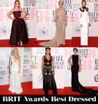 Who Was Your Best Dressed At The 2015 BRIT Awards?