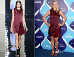 Busy Philipps In Christopher Kane -  2nd Annual Unite4humanity Event