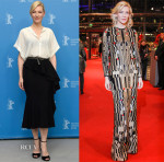 Cate Blanchett In Givenchy - 'Cinderella' Berlin Film Festival Photocall & Premiere