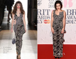 Charli XCX In Vivienne Westwood - 2015 BRIT Awards
