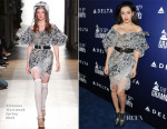 Charli XCX In Vivienne Westwood - GRAMMY Kick-Off Party