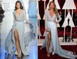 Chrissy Teigen In Zuhair Murad Couture - 2015 Oscars