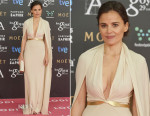 Elena Anaya In Sybilla - 2015 Goya Awards