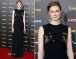 Elizabeth Debicki In Prada - 2015 G'Day USA Gala