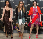 Fendi New York Flagship Boutique Inauguration Party