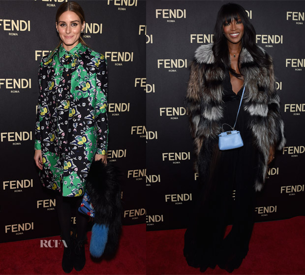 Fendi New York Flagship Boutique Inauguration Party 2