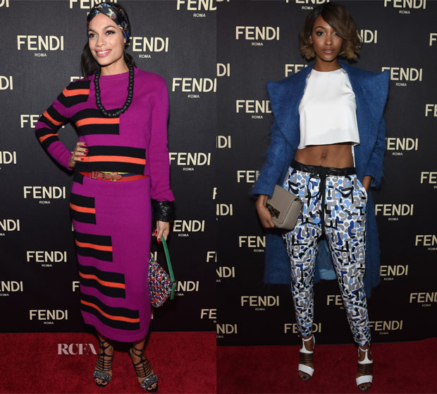 Fendi New York Flagship Boutique Inauguration Party 3