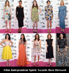 Who Was Your Best Dressed At The 2015 Film Independent Spirit Awards?