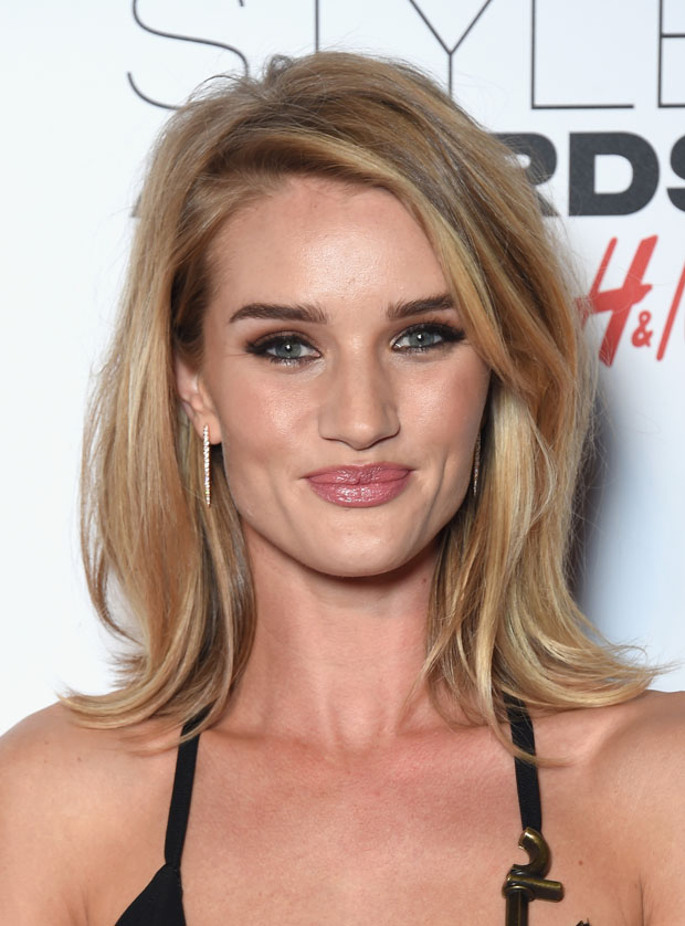 Rosie Huntington-Whiteley in Rosie Huntington Whiteley