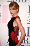 Taylor Swift in Roberto Cavalli Atelier