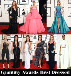 Who Was Your Best Dressed At The 2015 Grammy Awards?