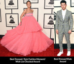 2015 Grammy Awards  Fashion Critics' Roundup