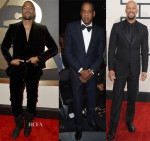 2015 Grammy Awards Men Red Carpet Roundup