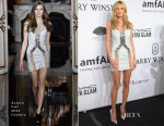 Heidi Klum In Azzaro Couture - 2015 amfAR New York Gala