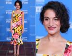 Jenny Slate In Dolce & Gabbana -  Virtuoso Awards: 30th Santa Barbara International Film Festival