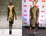 Kate Bosworth In Angel Sanchez  - The Coca-Cola Bottle An American Icon At 100 Exhibition