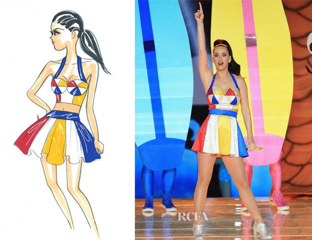 Katy Perry Superbowl 2