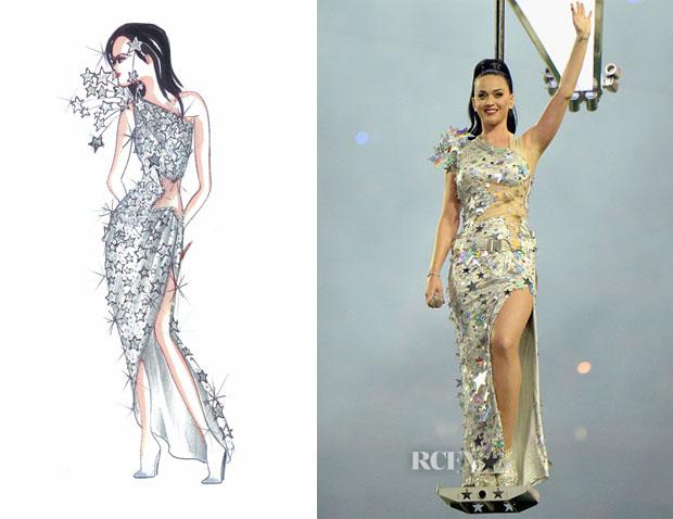 Katy Perry Superbowl  4