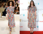 Keira Knightley In Chanel - EE British Academy Awards Nominees Party