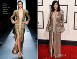 Kim Kardashian In Jean Paul Gaultier Couture - 2015 Grammy Awards