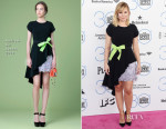 Kristen Bell In Andrew Gn - 2015 Film Independent Spirit Awards