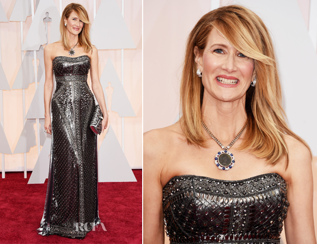 Laura Dern in Bulgari