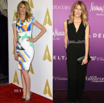 Laura Dern In Roland Mouret & Max Mara - Academy Awards Nominee Luncheon & Hollywood Reporter's Oscar Nominees Night Party