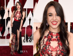 Lorelei Linklater In Gabriela Cadena - 2015 Oscars