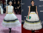 Marion Cotillard In Christian Dior Couture - 2015 César Film Awards