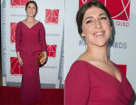 Mayim Bialik In La Petite Robe - 19th Annual Art Directors Guild Excellence In Production Design Awards