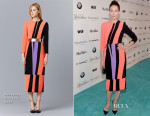 Michelle Monaghan In Roksanda - 8th Annual Women In Film Pre-Oscar Cocktail Party