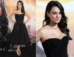Mila Kunis In Dolce & Gabbana -  'Jupiter Ascending' LA Premiere