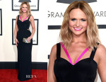 Miranda Lambert In Gabriela Cadena - 2015 Grammy Awards