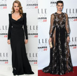 Models @ 2015 Elle Style Awards
