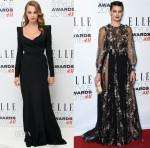 Models @ 2015 Elle Style Awards