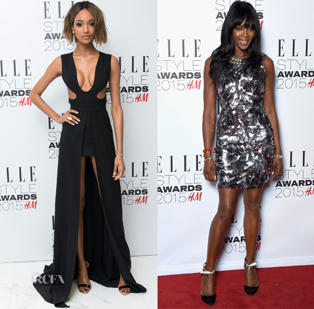 Models @ 2015 Elle Style Awards 2