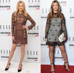 Models @ 2015 Elle Style Awards 3