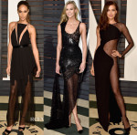 Models @ The 2015 Oscars Parties 3