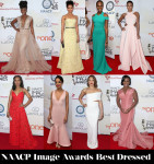 Who Was Your Best Dressed At The 2015 NAACP Image Awards?
