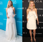 Naomi Watts In Altuzarra & Antonio Berardi - 17th Costume Designers Guild Awards & BVLGARI Pre-Oscar Event