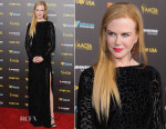 Nicole Kidman In Altuzarra - 2015 G'Day USA Gala