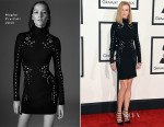 Nicole Kidman In Mugler - 2015 Grammy Awards