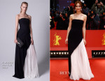 Olga Kurylenko In J. Mendel - Berlin Film Festival Closing Ceremony