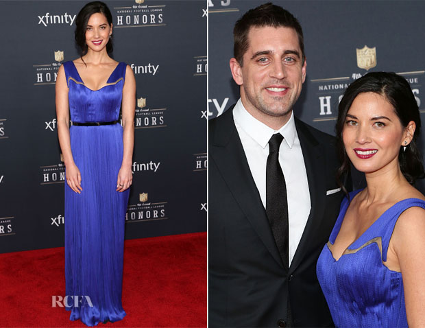 Olivia Munn In Maria Lucia Hohan - 4th Annual NFL Honors