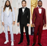 2015 Oscars & Vanity Fair Party Menswear Red Carpet Roundup