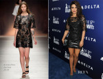 Priyanka Chopra In Blumarine - GRAMMY Kick-Off Party