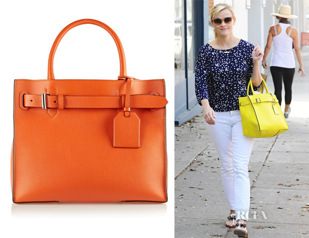 Reese Witherspoon's Reed Krakoff RK40 Leather Tote