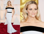 Reese Witherspoon In Tom Ford - 2015 Oscars