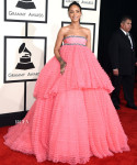 Rihanna In Giambattista Valli Couture - 2015 Grammy Awards
