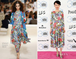 Rinko Kikuchi In Chanel - 2015 Film Independent Spirit Awards